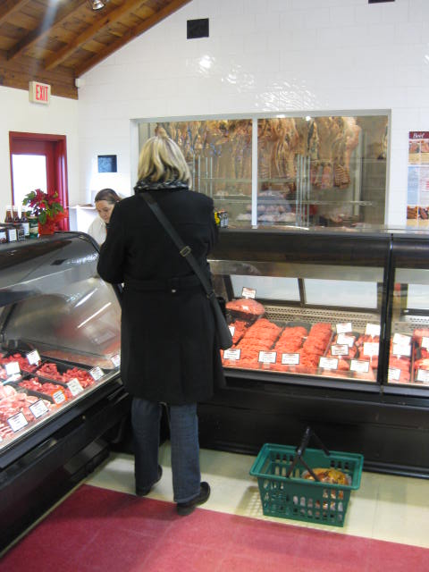 Quist Farm butcher processing