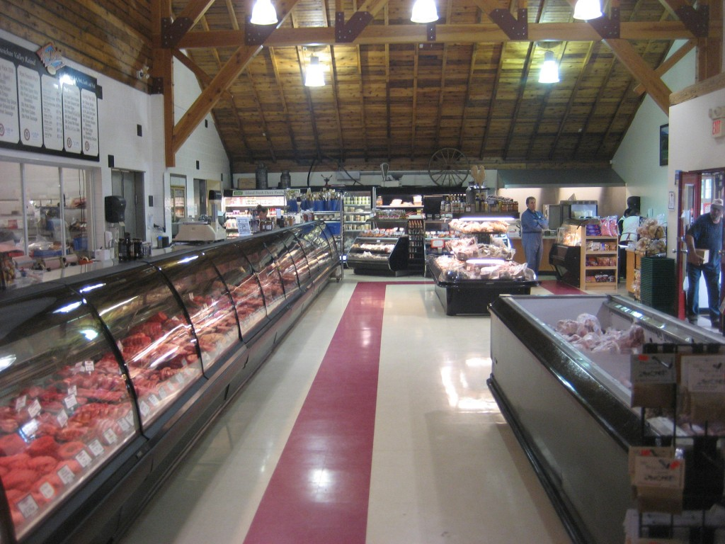 Quist meat market